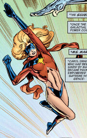 Carol Danvers (Earth-9997) Universe X Vol 1 0