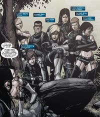 Caterpillars (Earth-616) Team Black from Secret Warriors Vol 1 17 0001