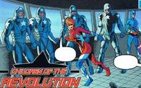 Children of the American Revolution (Earth-9411) Marvel Heroes (UK) Vol 1 11