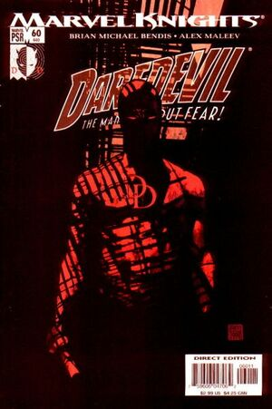 Daredevil Vol 2 60