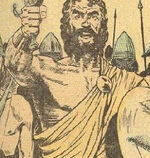 Darius (Persia) (Earth-616) from Bible Tales for Young People Vol 1 5 0001
