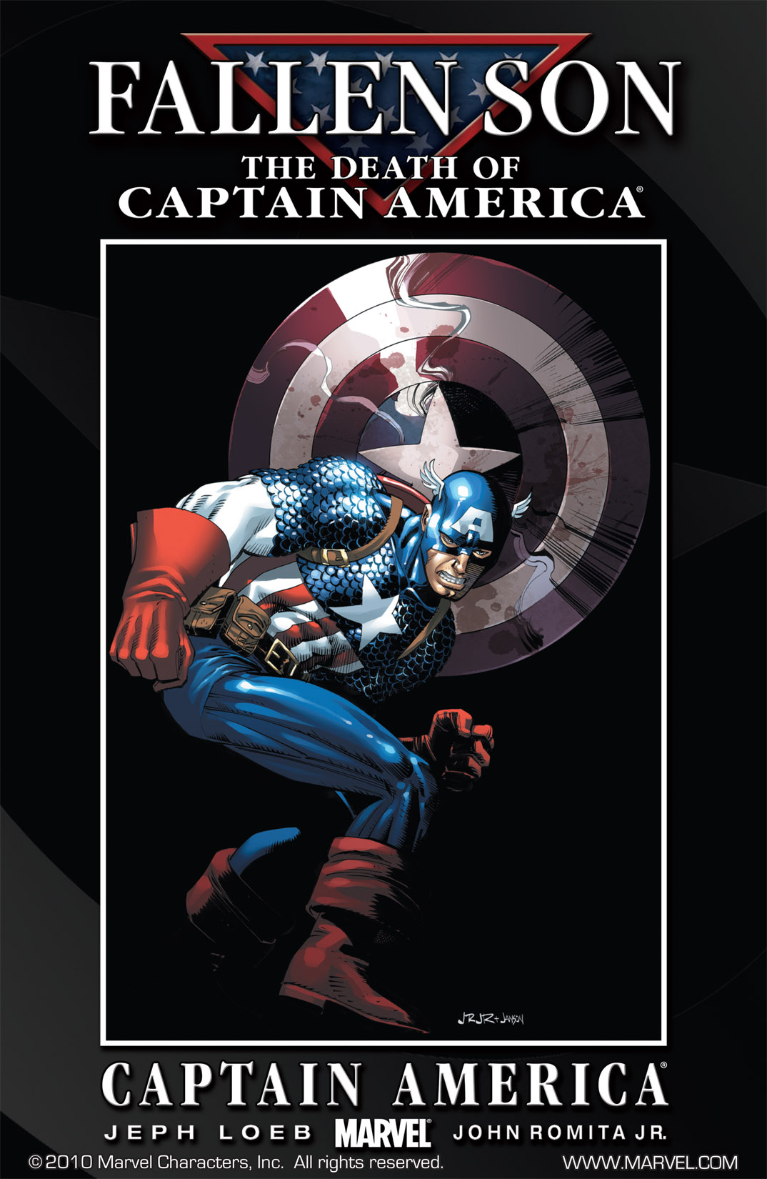 Fallen Son The Death of Captain America Vol 1 3