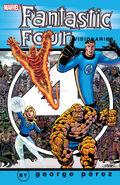 Fantastic Four Visionaries George Perez TPB Vol 1 1