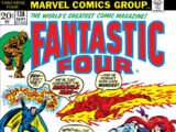 Fantastic Four Vol 1 138