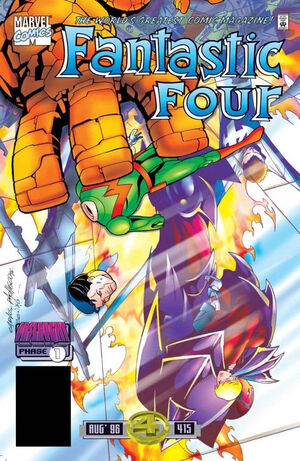 Fantastic Four Vol 1 415