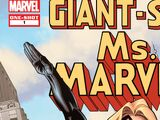 Giant-Size Ms. Marvel Vol 1 1