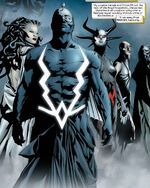House of Agon (Earth-1610) from Ultimate Fantastic Four Annual Vol 1 1 001