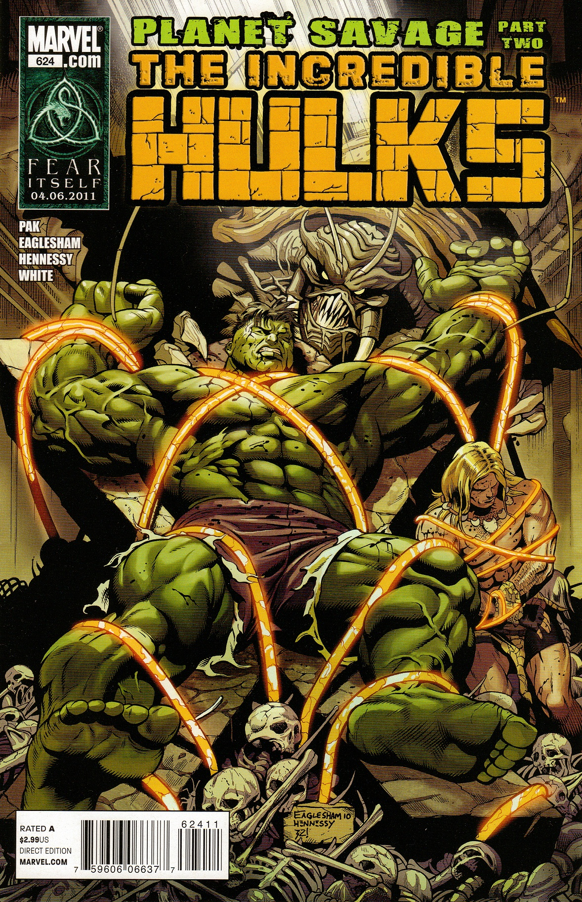 Incredible Hulks Vol 1 624