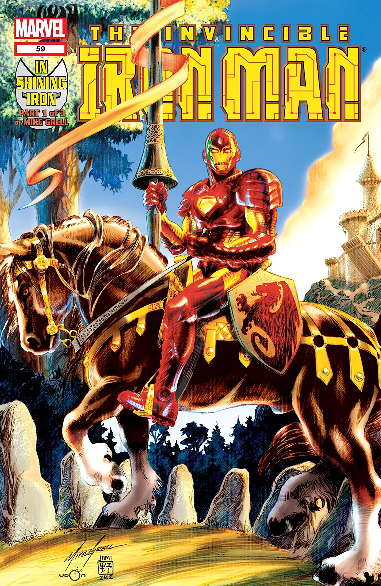 Iron Man Vol 3 59
