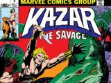 Ka-Zar the Savage Vol 1 4