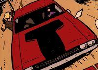 Katherine Bishop (Earth-616) and Clinton Barton (Earth-616) from Hawkeye Vol 4 3 001