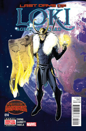 Loki Agent of Asgard Vol 1 14