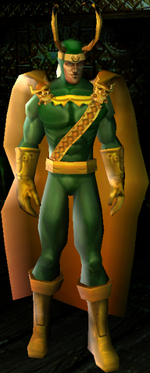 Loki Laufeyson (Earth-6109) from Marvel Ultimate Alliance 001