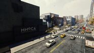 Manhattan Museum of Contemporary Art from Marvel's Spider-Man (video game) 001