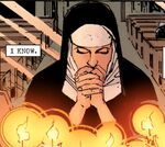 Margaret Murdock (Earth-12121) Daredevil End of Days Vol 1 1