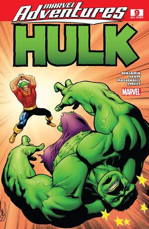 Marvel Adventures Hulk Vol 1 9