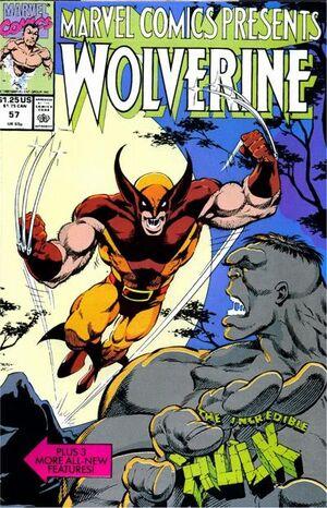 Marvel Comics Presents Vol 1 57