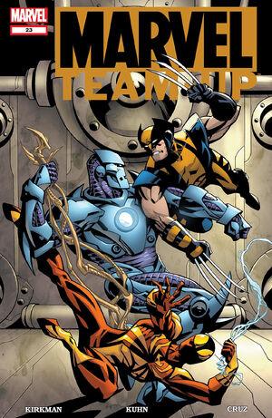 Marvel Team-Up Vol 3 23