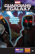 Marvel Universe Guardians of the Galaxy Vol 2 6