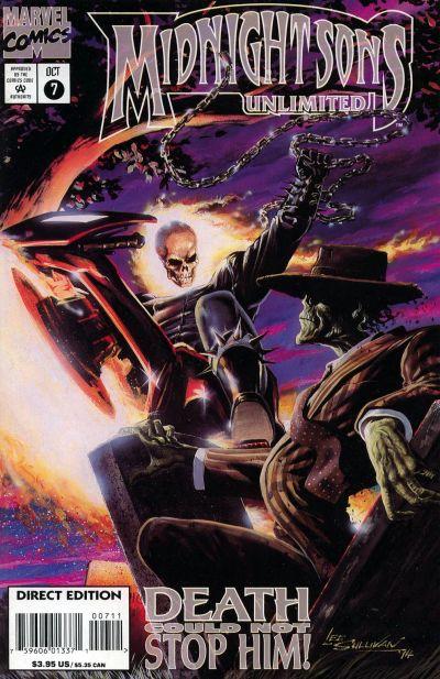 Midnight Sons Unlimited Vol 1 7