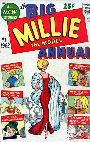 Millie the Model Annual Vol 1 1