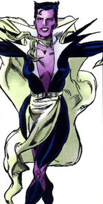 Nox (Earth-616) from Marvel Zombies The Book of Angels, Demons & Various Monstrosities Vol 1 1 001