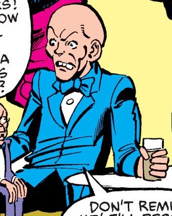 Phillip Masters (Earth-77640) from Fantastic Four Roast Vol 1 1 0001
