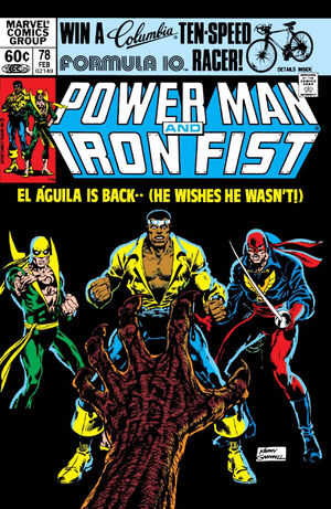 Power Man and Iron Fist Vol 1 78