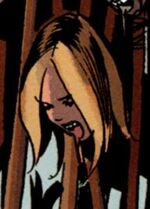 Rogue (Anna Marie) (Earth-11080) from Marvel Universe Vs. The Punisher Vol 1 1 001