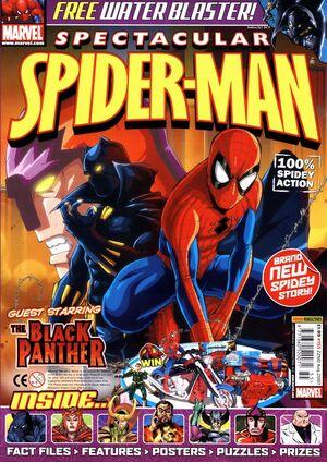 Spectacular Spider-Man (UK) Vol 1 155