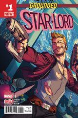 Star-Lord Vol 2 1