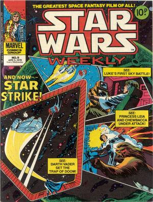 Star Wars Weekly (UK) Vol 1 9