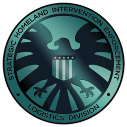 Strategic Homeland Intervention, Enforcement and Logistics Division (Earth-199999) Emblem 001