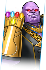 Thanos (Earth-TRN562) from Marvel Avengers Academy 002