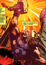 Thor Odinson (Earth-70105) from Bullet Points Vol 1 4 001
