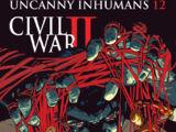 Uncanny Inhumans Vol 1 12