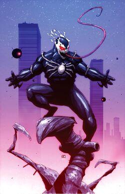 Venom Vol 4 20 2099 Variant Textless