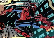 Wade Wilson (Earth-TRN664) and Peter Parker (Earth-TRN664) from Deadpool Kill the Marvel Universe Vol 1 2 001