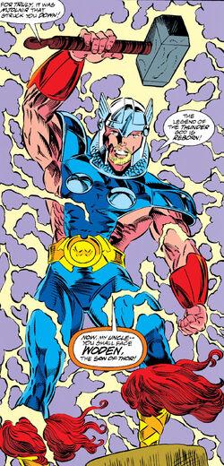 Woden Thorson (Earth-691) from Guardians of the Galaxy Vol 1 42 0001