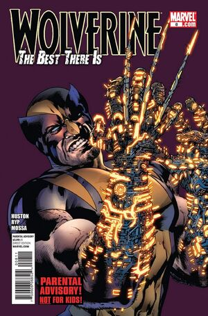 Wolverine The Best There Is Vol 1 8
