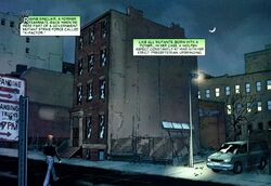 X-Factor Investigations Headquarters from Madrox Vol 1 1 001