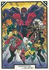 X-Men and Max Eisenhart (Earth-616) from Arthur Adams Trading Card Set 0002