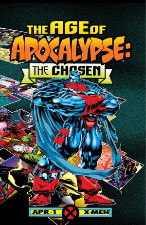 Age of Apocalypse The Chosen Vol 1 1