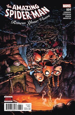 Amazing Spider-Man Renew Your Vows Vol 2 4