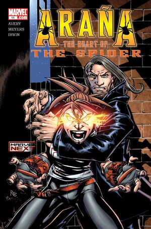 Araña The Heart of the Spider Vol 1 11