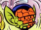 Benjamin Grimm (Skrull, Cow) (Earth-99062)