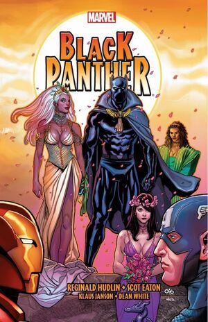 Black Panther The Bride TPB Vol 1 1