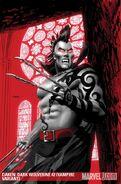Daken Dark Wolverine Vol 1 2 Textless Vampire Variant