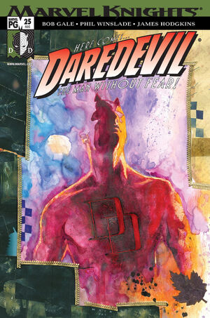 Daredevil Vol 2 25
