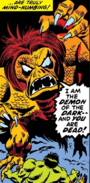 Demon of the Dark (Earth-616) from Defenders Vol 1 1 001.png